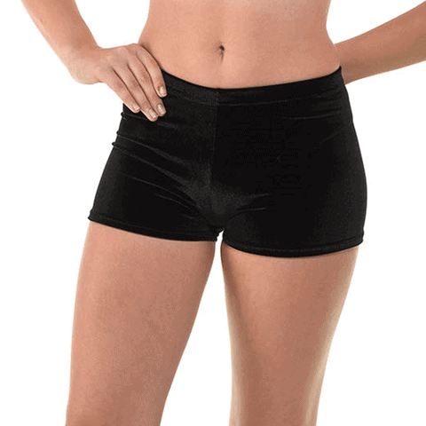 Velvet Hipster Micro Shorts – high fashion Smooth Velvet Micro shorts