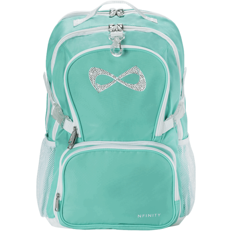 Nfinity Princess Teal Backpack is the