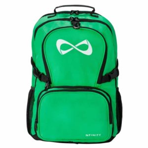 Nfinity Classic Green Backpack